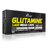Picture of L-GLUTAMINE 1400 MEGA CAPS – 120 db., Picture 1